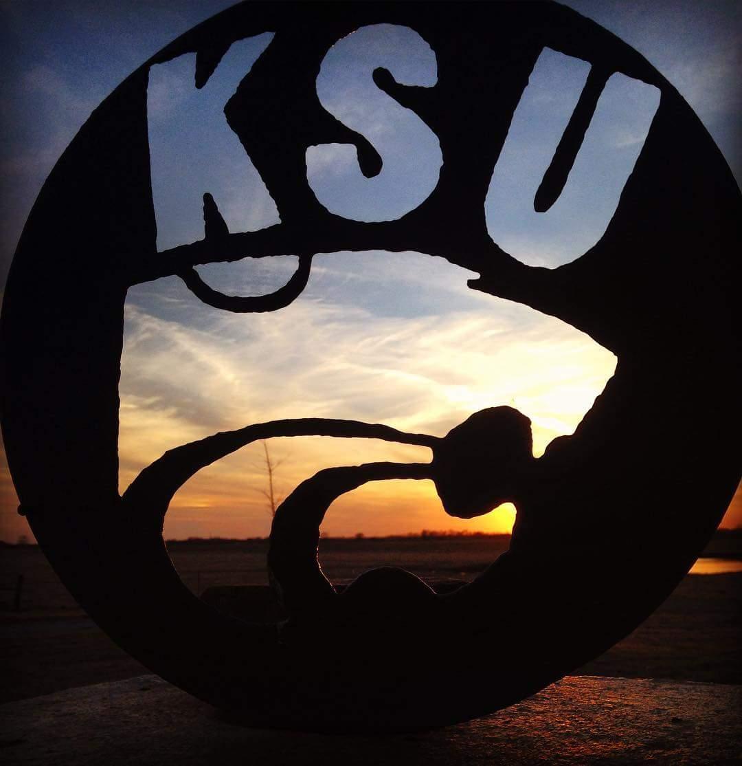 KSU Sunset